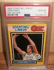 Larry Bird Boston Celtics One on One PSA 10 Starting Lineup SLU Basketball Cards