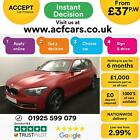 2014 RED BMW 116i 16 SPORT PETROL MANUAL 5DR HATCH CAR FINANCE FR 37 PW