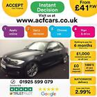2012 BLACK BMW 120i 20 M SPORT PETROL MANUAL 2DR COUPE CAR FINANCE FR 41 PW