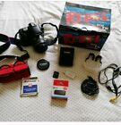 Canon Rebel T1i DSLR Camera