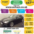 2014 BLACK BMW 320i 20 T XDRIVE LUXURY PETROL 4DR SALOON CAR FINANCE FR 67 PW
