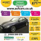 2014 BLUE BMW 335D 30 XDRIVE M SPORT DIESEL 4DR SALOON CAR FINANCE FR 71 PW