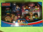 New Fisher Price Little People Three Kings Celebration Christmas Nativity Rare