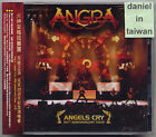 Angra: Angels Cry - 20th Anniversary Tour (2013) 2-CD OBI TAIWAN