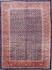 Great Excellent Deal All Over Geometric 10x13 Wool Sarouk Oriental Rug