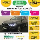 2015 BLACK BMW X5 30 XDRIVE30D M SPORT DIESEL 7 SEAT 4X4 CAR FINANCE FR 104 PW