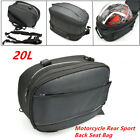 20L Magical Motorcycle Rear Sport Back Seat Bag Car Tail Bag Scooter Helmet Pack