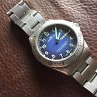 RARE Fortis Official Cosmonauts Day/Date 200m Swiss Automatic Wristwatch