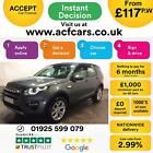 2016 GREY LAND ROVER DISCOVERY SPORT 20 TD4 180 HSE AUTO CAR FINANCE FR 117 PW