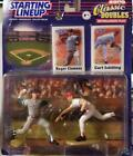 Starting Lineup Roger Clemens Curt Schilling Classic Doubles 2000 action figures