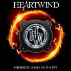 CD HEARTWIND Higher & Higher (2018) Melodic Hard Rock * Fast FREE Shipping