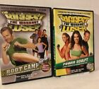 The Biggest Loser Workout dvd LOT of 2 Power Sculpt And Boot Camp