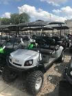 2018 EZGO Express L6 Gas Golf Cart