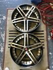 Alloy Wheels 20 Inch 5x1143 Pair AXE Ford Mustang Nissan