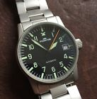 Fortis Flieger LTD GRENCHEN Midsize Swiss Automatic Date