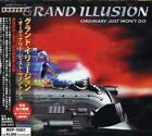 GRAND ILLUSION Ordinary Just Won't Do + 1 JAPAN CD C.O.P Decoy Eclipse Sweden HR