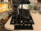 CLEARING OUT LAST YEARS STOCK - OVER 200g STERLING SILVER JEWELRY - NO RESERVE