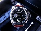 """Panerai Luminor PAM 88 GMT """"I"""" Series c.2006 Watch- 44MM -Boxes/Papers -"""