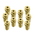 Brass Anchor For Pool Safety Cover 10 Pack NEW