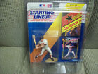 Cal Ripken Jr.1992 Starting Lineup Figure with White Jersey, Card, Poster