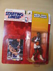 Starting Lineup 1994 NBA Edition - LaPhonso Ellis - Nuggets - w/ Collector Card