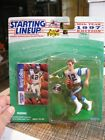 Starting Lineup 1997 NFL Kerry Collins - Panthers w/ Collector Card
