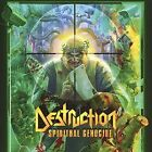 DESTRUCTION-SPIRITUAL GENOCIDE-JAPAN CD BONUS TRACK F75