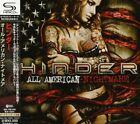 HINDER-ALL AMERICAN NIGHTMARE-JAPAN SHM-CD BONUS TRACK F25