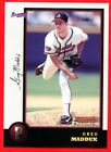 Greg Maddux Cards, Rookie Cards and Memorabilia Guide 6