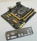 GENUINE ASUS B85M G SYSTEM MOTHERBOARD WARRANTY
