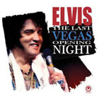 Elvis The Last Vegas Opening Night 2 CD New Straight Arrow