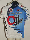 BIKE CYCLING JERSEY SHIRT MAILLOT CYCLISM SPORT GF COLNAGO 2007 PARENTINI size L