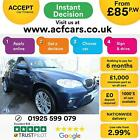 2011 BLUE BMW X5 30 XDRIVE30D M SPORT DIESEL AUTO 4X4 CAR FINANCE FR 85 PW