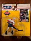 NEW Starting Lineup Pierre Turgeon 1995 Figure Toy NIB NHL Canucks SLU Card