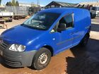 volkswagen caddy van C20 Plus SDI 2009 reliable spares repair no reserve