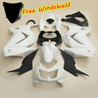 ABS Plastic Unpainted Fairing Body Kit For Kawasaki Ninja 250R EX250 2008-2012