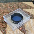 Celestron Series Telescope 125 Filter 80A Blue in Case
