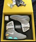 BRAND NEW Nike Air Mag 2011 With Flux Capacitor Watch Back To The Future Size 11