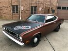 1971 Plymouth Duster Chrome Plymouth Duster 1971 340