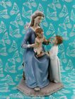 Lladro # 5996 ~ BLESS THE CHILD~Mother W/Baby & Child     *MINT*