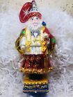 Radko Canterbury Cracker Nutcracker NWT 2004 Rare Ornament 20th Anniversary
