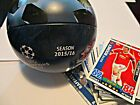 MATCH ATTAX, 2015-16 - TOPPS ORIGINAL METAL BOX (BALL) WITH 64 DIFFERENT CARDS