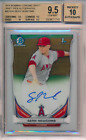 Ultimate 2014 Bowman Chrome Draft Autographs Guide 76