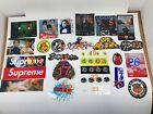 Supreme Sticker Authentic Lot Box Logo Scarface Undercover SS17 SS18 SS19