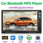 T8013 2DIN 7 Car Stereo Bluetooth FM Radio MP5 Player USB AUX with Camera