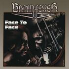 BRAINFEVER - FACE TO FACE CD