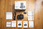 Canon EOS 7D Mark II 202MP Digital SLR Camera Black Body Only USED