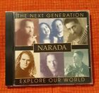 The Next Generation: Explore Our World by Various Artists (CD 1997 Narada) PROMO