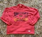Express Jeans Crewneck Sweatshirt 90s Embroidered VINTAGE International Hip Hop