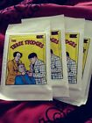 1989 FTCC Three 3 Stooges Complete 60 Card Set NM M & 1 wrapper